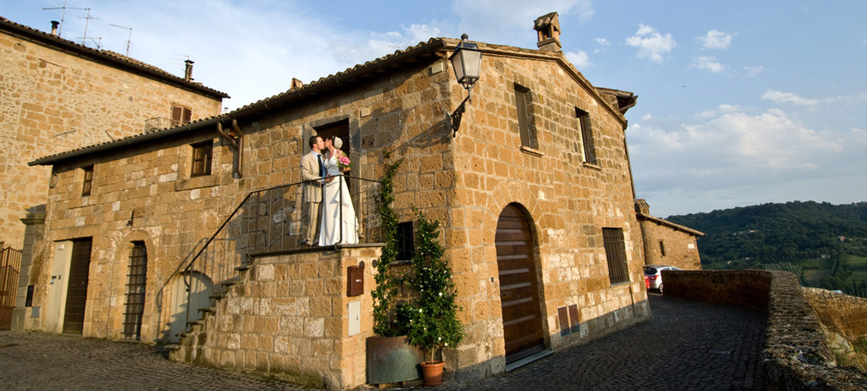 Wedding Orvieto