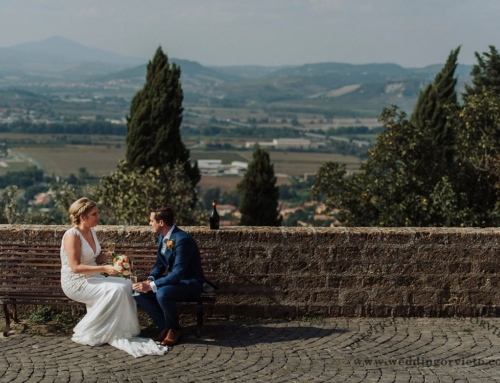 Kelly and Gary – Real Wedding in Orvieto