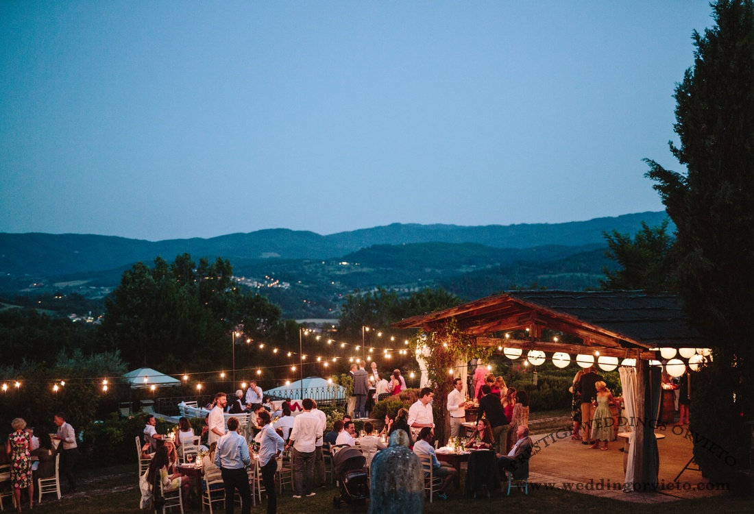 wedding in Orvieto Italy services, venues and planner