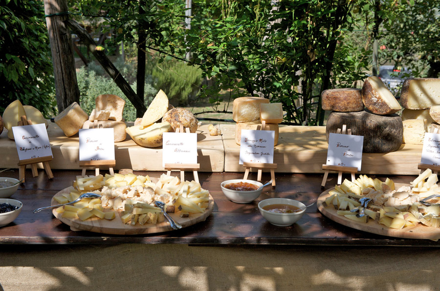 Wedding Orvieto Buffet