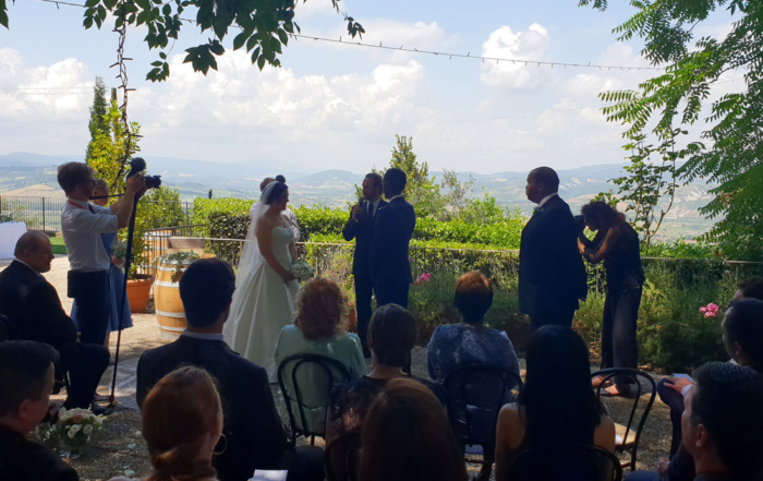 video real wedding Orvieto