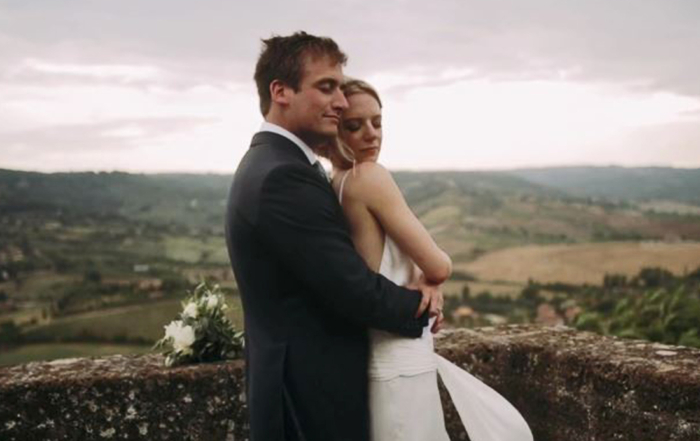 wedding Orvieto